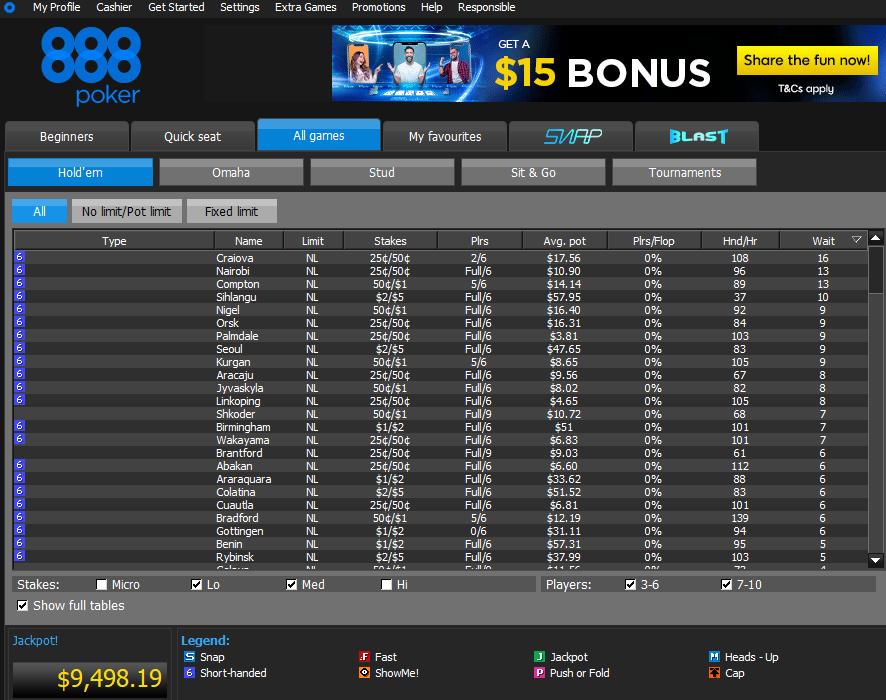 888poker Review Rating Primedope